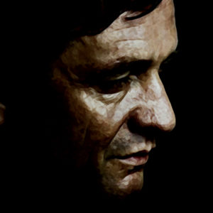 Johnny Cash Canvas Art Print