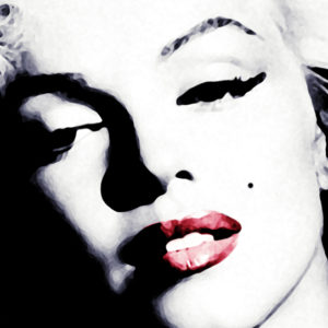 Marilyn Monroe Canvas Print