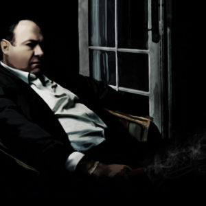 The Sopranos Canvas Print