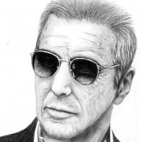 Al Pacino Artwork